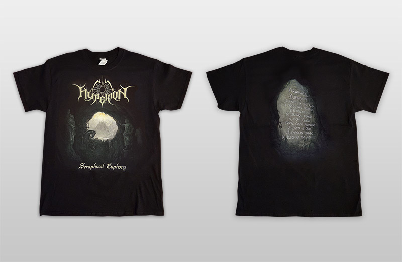 Image of Seraphical Euphony t-shirt