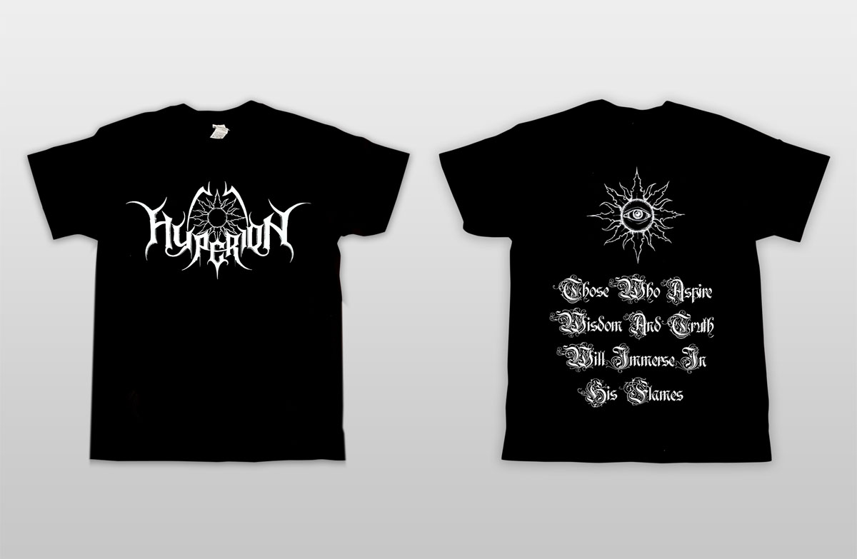 Image of Blood of the Ancients t-shirt