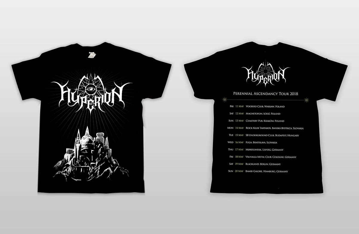 Image of Perennial Ascendancy t-shirt